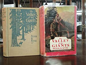 THE VALLEY OF THE GIANTS: Kyne, Peter B.