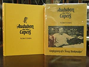 AUDUBON AND OTHER CAPERS, Confessions of a Texas Bookmaker