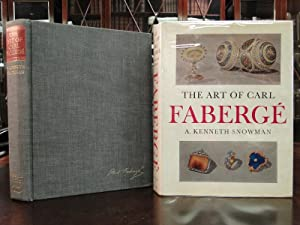 THE ART OF CARL FABERGE: Snowman, A. Kenneth