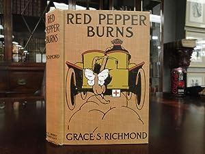 RED PEPPER BURNS: Richmond, Grace S.