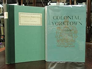 COLONIAL YORKTOWN: Trudell, Clyde F.