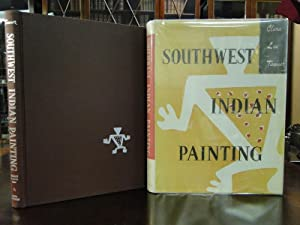 SOUTHWEST INDIAN PAINTING - Signed