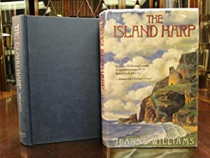 THE ISLAND HARP - Inscribed By the Author