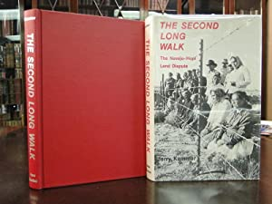 THE SECOND LONG WALK the Navajo-hoi Land Dispute
