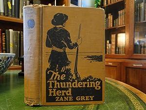 THUNDERING HERD, THE: Grey, Zane