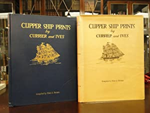 CLIPPER SHIP PRINTS By CURRIER AND IVES: Peters, Fred J.
