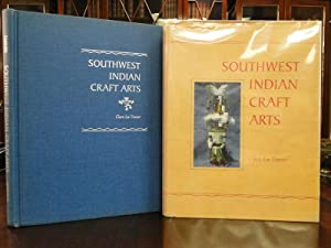 Southwest Indian Craft Arts: Tanner, Clara Lee