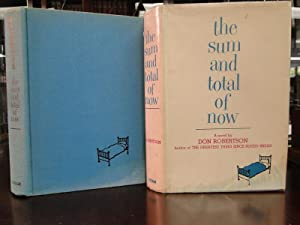 SUM AND TOTAL OF NOW, THE - Signed