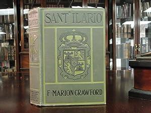 SANT' ILARIO: Crawford, F. Marion