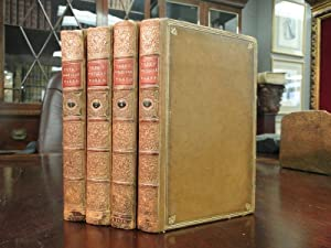 WORKS OF ALEXANDER POPE, THE - Four Volumes
