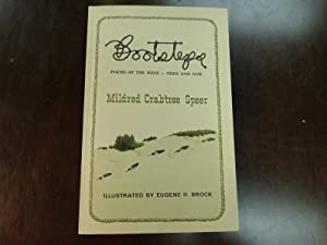BOOTSTEPS - Poems of the West - Then and Now - Signed