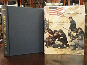 COLTON LETTERS CIVIL WAR PERIOD 1861-1865 - Signed