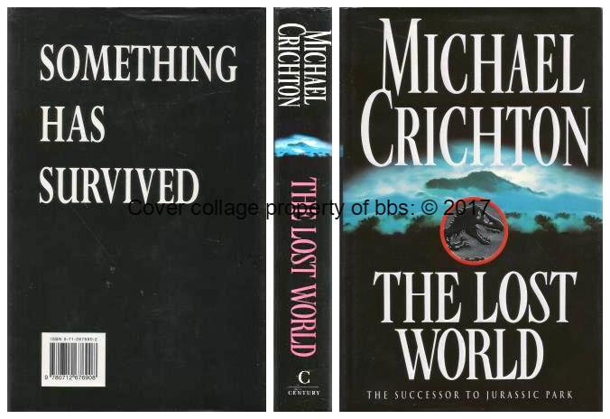 Michael Crichton the great train robbery