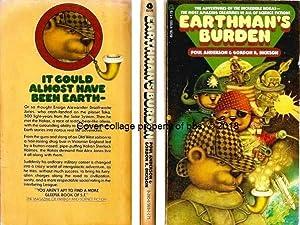 Earthman's Burden: 1st in the 'Hoka' series: Anderson, Poul &