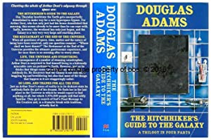 The Hitchhiker's Guide To The Galaxy: A: Adams, Douglas