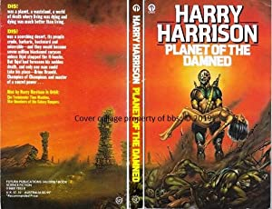 Planet Of The Damned: 1st in the: Harrison, Harry