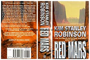 Red Mars: 1st in the 'Mars Trilogy': Robinson, Kim Stanley