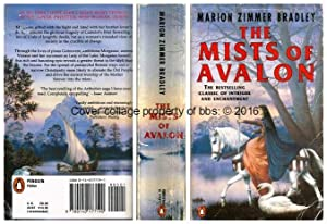 The Mists Of Avalon: 1st in the: Bradley, Marion Zimmer