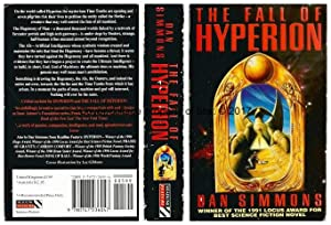 The Fall Of Hyperion: 2nd in the: Simmons, Dan