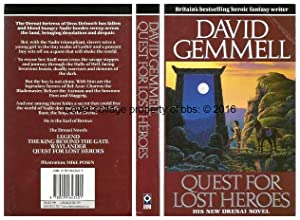 Quest For Lost Heroes: 4th in the: Gemmell, David
