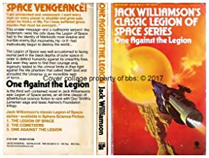 One Against The Legion: 2nd in the: Williamson, Jack