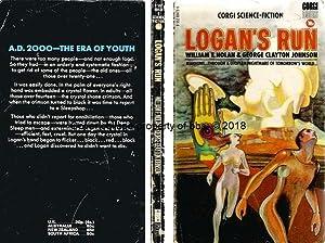Logan's Run: 1st in the 'Logan' series: Nolan, William F