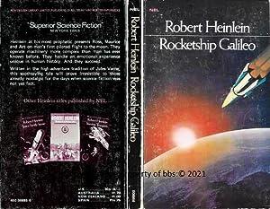 Rocketship Galileo: Heinlein, Robert