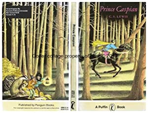 Prince Caspian: 4th in the 'Narnia' series: Lewis, C S