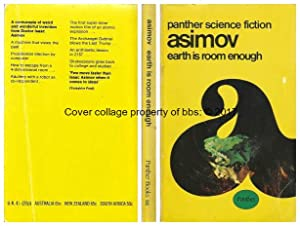 Earth Is Room Enough: Asimov, Isaac