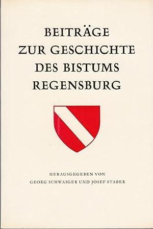 Beiträge zur Geschichte des Bistums Regensburg. Band 5.: Schwaiger, Georg und Josef Staber: