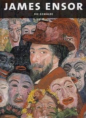 James Ensor - Die Gemälde. Im Schmuckschuber. Text von Xavier Tricot (Übersetzung ...