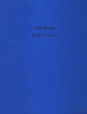 LebensGang. Mit einer signierten Originalradierung von Petra Schramm. Nr. 11 von 20 römisch ...