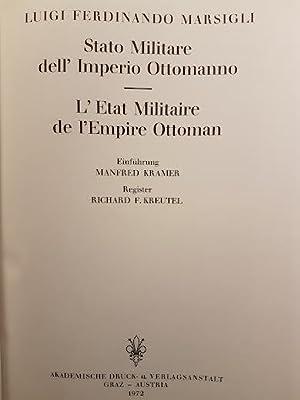 Stato Militare dell' Imperio Ottomanno. L' Etat Militaire de l'Empire Ottoman.: ...