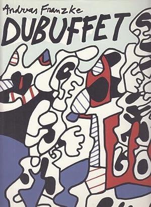 Jean Dubuffet - Malerei, Skulptur, Texte aus den Jahren 1943 bis 1975.: Franzke, Andreas [Vorw.]: