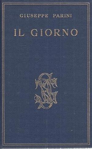 Il Giorno. Biblioteca carducciana, 19. A cura: Parini, Giuseppe: