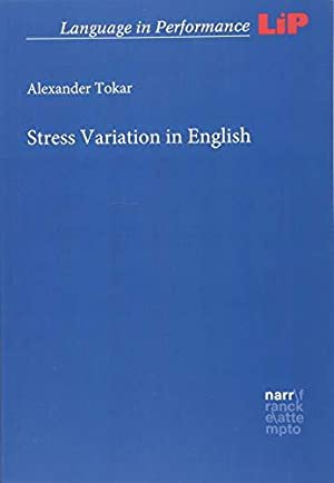 Stress Variation in English. Language in performance, 50.