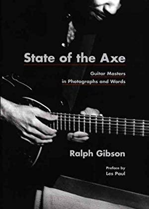 State Of The Axe - Guitar Masters in Photographs and Words. (Museum of Fine Arts).