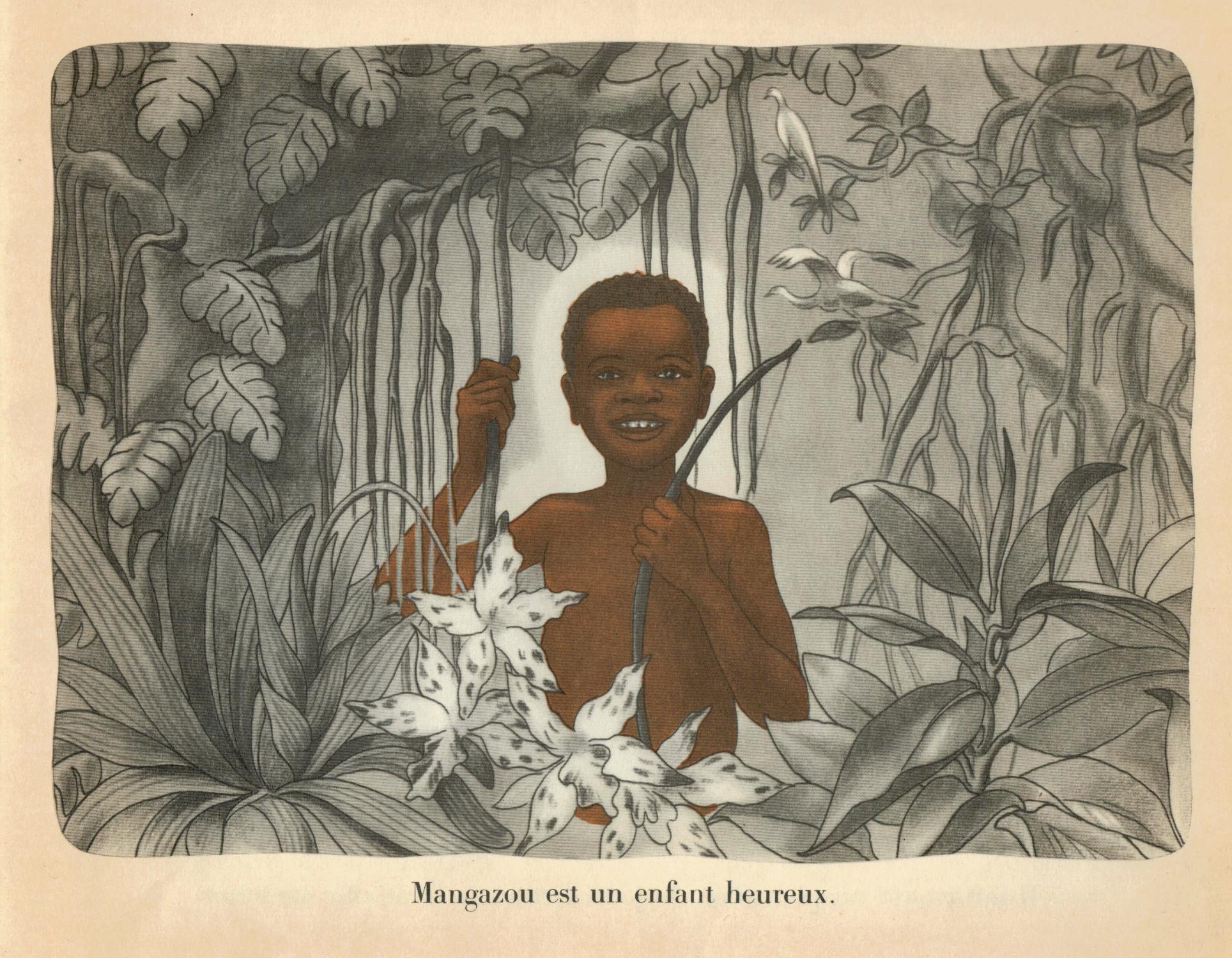 Mangazou le petit pygmée: GUILCHER (J.M.) ; CANA [ILL.]