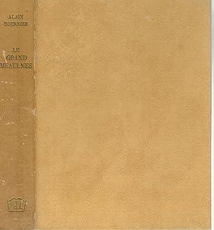 Le grand Meaulnes: ALAIN FOURNIER ; BEAUUREPAIRE (André) [ILL.]
