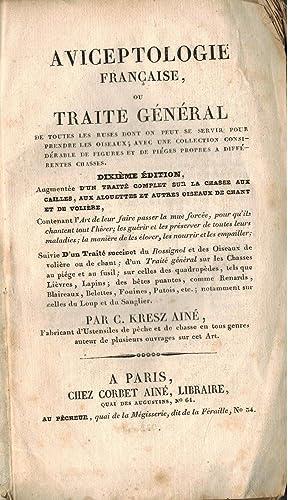 Aviceptologie Française: KRESZ AINE C.