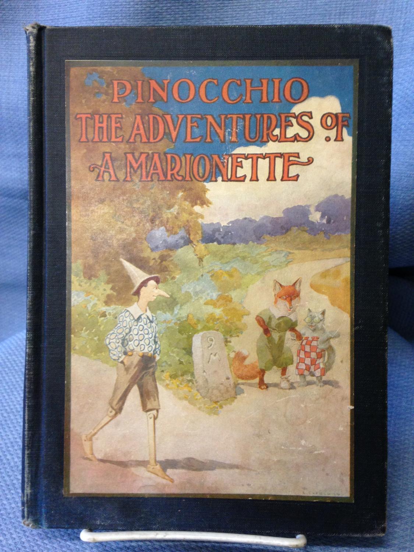 Pinocchio. The Adventures of a Marionette.: Collodi, C.
