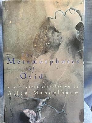 Metamorphoses of Ovid: A New Translation: Mandelbaum, Allen