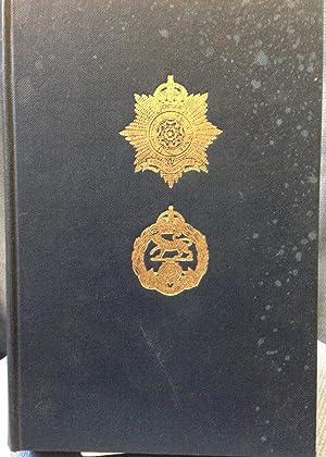The Royal Hampshire Regiment, Vol.3, 1918-1954: Daniell, David Scott