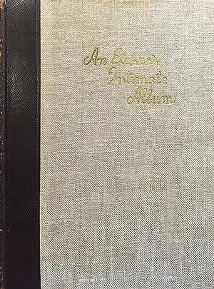 An Etcher's Intimate Album: Grossman, Elias M.