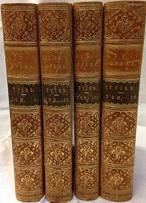 Historiarum Libri Qui Supersunt Omnes et Deperditorum Fragmenta. All Four Volumes.: Livy