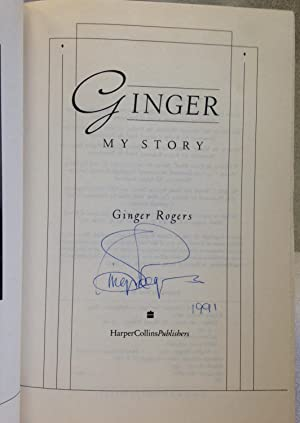 GInger. My Story: Rogers, Ginger