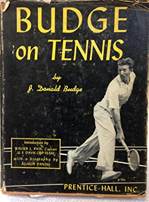 Budge on Tennis: Budge, J. Donald