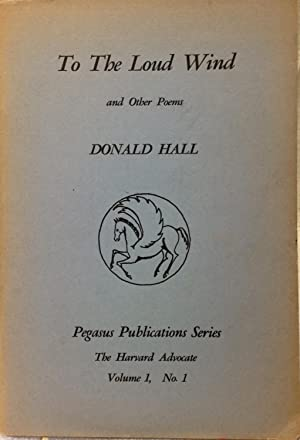 To The Loud Wind: Hall, Donald