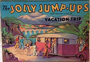 The Jolly Jump-ups Vacation Trip.: Clyne, Geraldyne