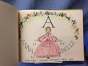 A is for Annabelle: Tudor, Tasha